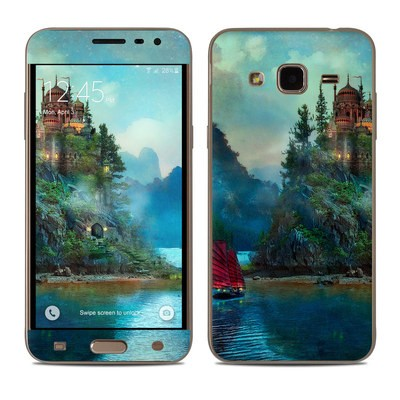Samsung Galaxy J3 Skin - Journey's End