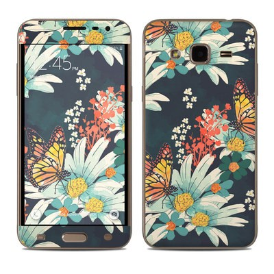 Samsung Galaxy J3 Skin - Monarch Grove