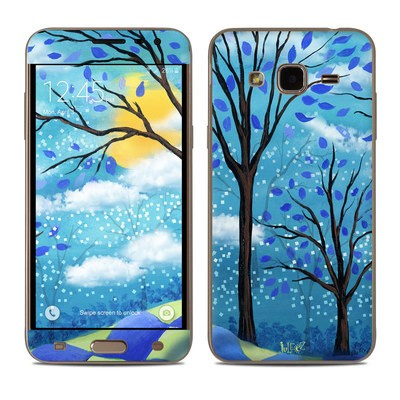 Samsung Galaxy J3 Skin - Moon Dance Magic