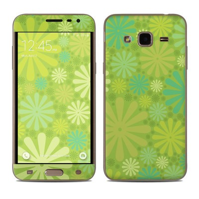 Samsung Galaxy J3 Skin - Lime Punch