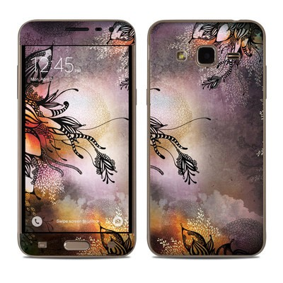 Samsung Galaxy J3 Skin - Purple Rain