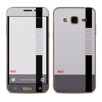 Samsung Galaxy J3 Skin - Retro Horizontal