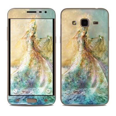 Samsung Galaxy J3 Skin - The Shell Maiden