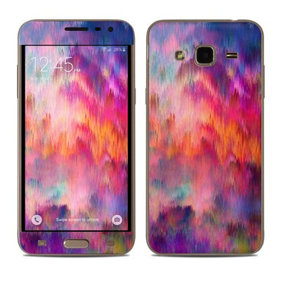 Samsung Galaxy J3 Skin - Sunset Storm