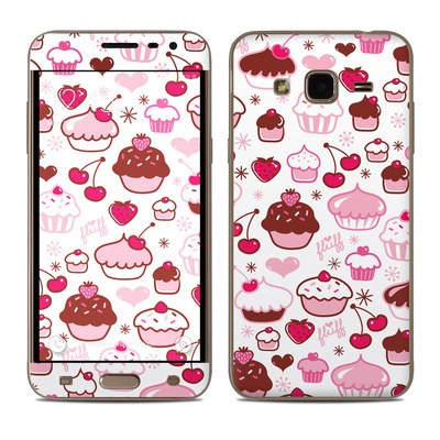 Samsung Galaxy J3 Skin - Sweet Shoppe