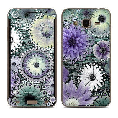 Samsung Galaxy J3 Skin - Tidal Bloom