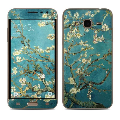 Samsung Galaxy J3 Skin - Blossoming Almond Tree