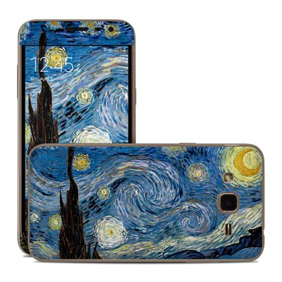 Samsung Galaxy J3 Skin - Starry Night