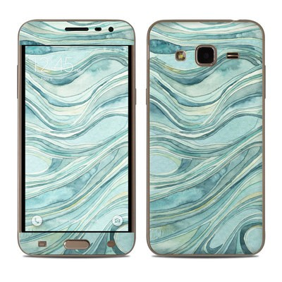 Samsung Galaxy J3 Skin - Waves