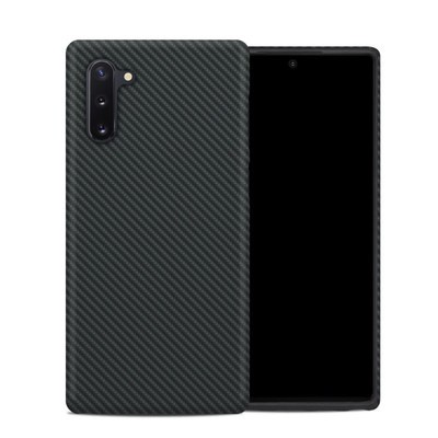 Samsung Galaxy Note 10 Hybrid Case - Carbon