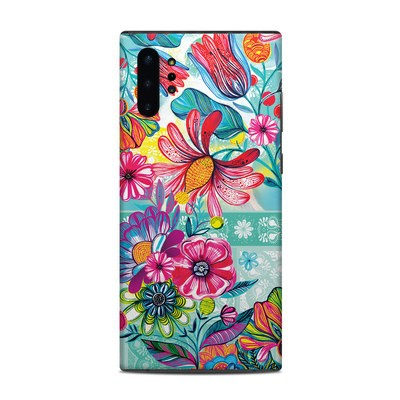Samsung Galaxy Note 10 Plus Skin - Lovely Garden