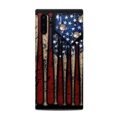 Samsung Galaxy Note 10 Plus Skin - Old Glory
