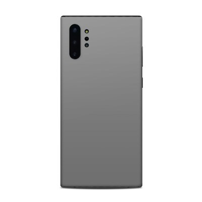 Samsung Galaxy Note 10 Plus Skin - Solid State Grey