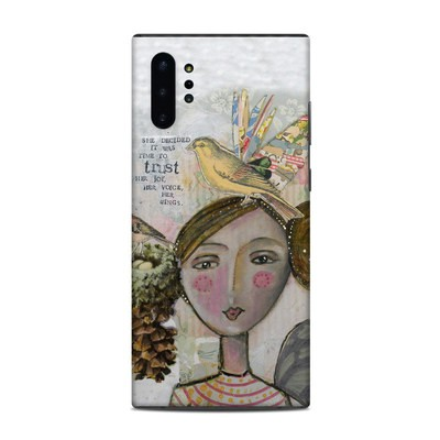 Samsung Galaxy Note 10 Plus Skin - Time To Trust