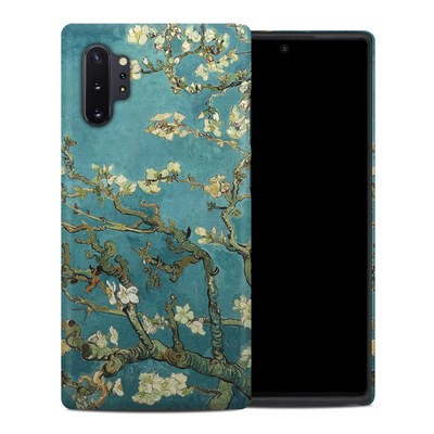 Samsung Galaxy Note 10 Plus Hybrid Case - Blossoming Almond Tree