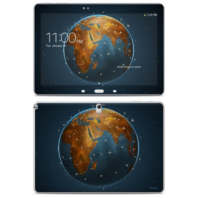 Samsung Galaxy Note 10.1 2014 Skin - Airlines