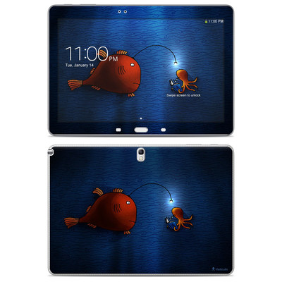 Samsung Galaxy Note 10.1 2014 Skin - Angler Fish