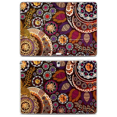 Samsung Galaxy Note 10.1 2014 Skin - Autumn Mehndi
