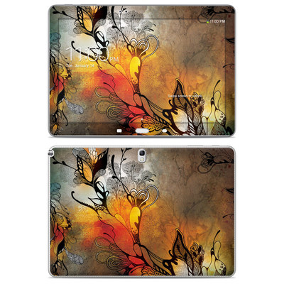 Samsung Galaxy Note 10.1 2014 Skin - Before The Storm