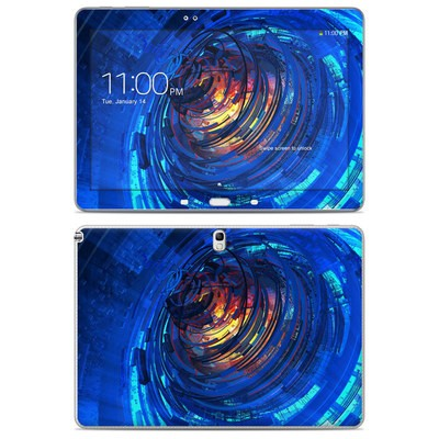 Samsung Galaxy Note 10.1 2014 Skin - Clockwork