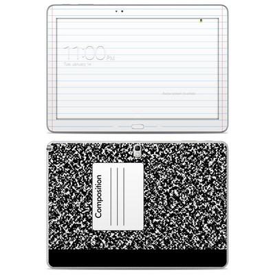 Samsung Galaxy Note 10.1 2014 Skin - Composition Notebook