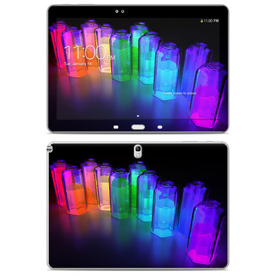 Samsung Galaxy Note 10.1 2014 Skin - Dispersion