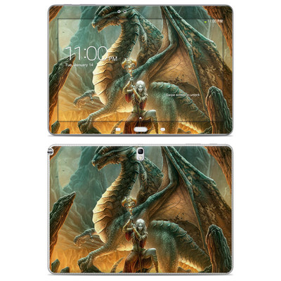 Samsung Galaxy Note 10.1 2014 Skin - Dragon Mage