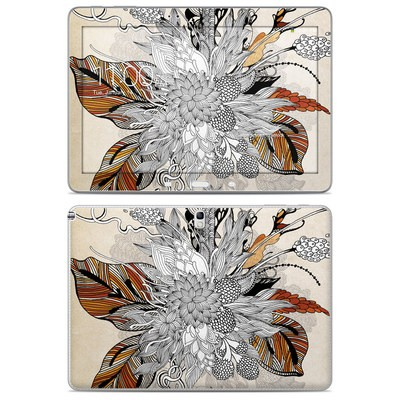 Samsung Galaxy Note 10.1 2014 Skin - Fall Floral
