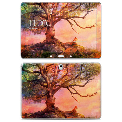 Samsung Galaxy Note 10.1 2014 Skin - Fox Sunset