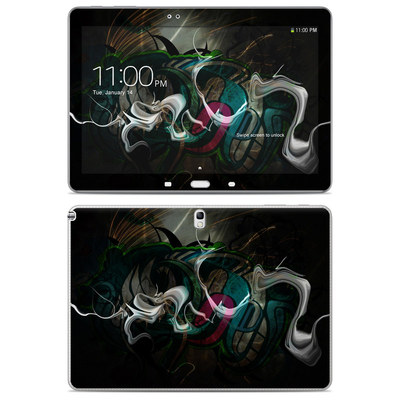 Samsung Galaxy Note 10.1 2014 Skin - Graffstract