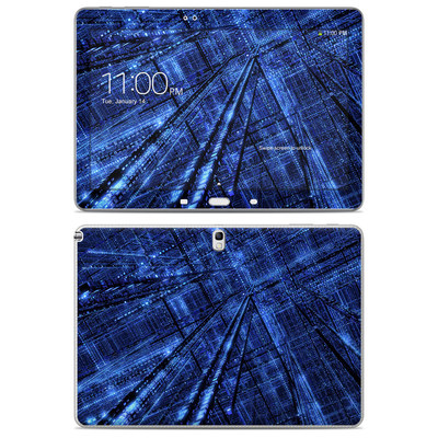 Samsung Galaxy Note 10.1 2014 Skin - Grid