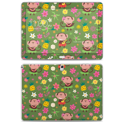 Samsung Galaxy Note 10.1 2014 Skin - Hula Monkeys