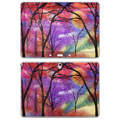 Samsung Galaxy Note 10.1 2014 Skin - Moon Meadow