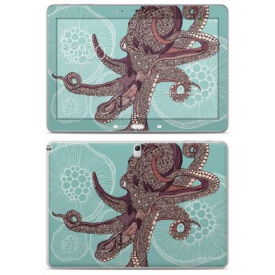 Samsung Galaxy Note 10.1 2014 Skin - Octopus Bloom