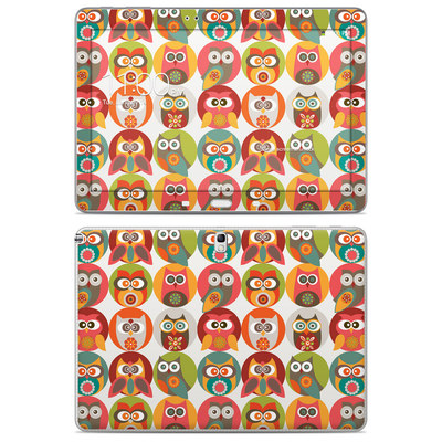 Samsung Galaxy Note 10.1 2014 Skin - Owls Family
