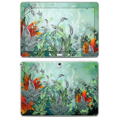 Samsung Galaxy Note 10.1 2014 Skin - Sea Flora