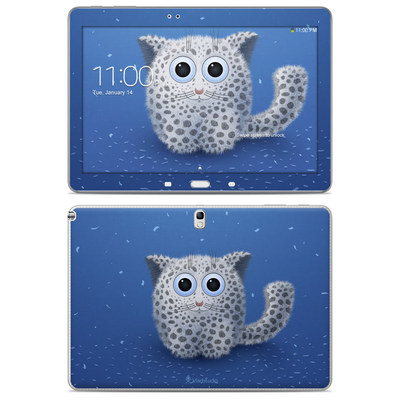 Samsung Galaxy Note 10.1 2014 Skin - Snow Leopard