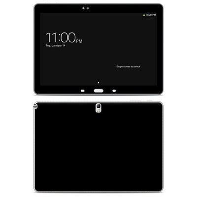 Samsung Galaxy Note 10.1 2014 Skin - Solid State Black