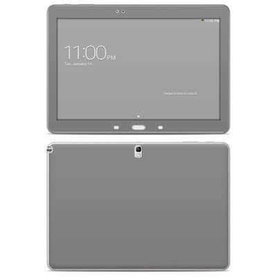 Samsung Galaxy Note 10.1 2014 Skin - Solid State Grey