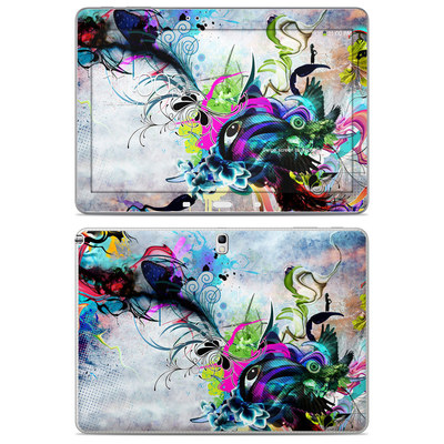 Samsung Galaxy Note 10.1 2014 Skin - Streaming Eye