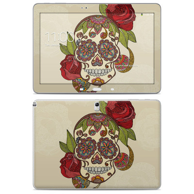 Samsung Galaxy Note 10.1 2014 Skin - Sugar Skull