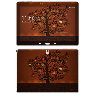Samsung Galaxy Note 10.1 2014 Skin - Tree Of Books