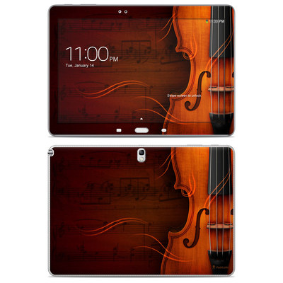 Samsung Galaxy Note 10.1 2014 Skin - Violin
