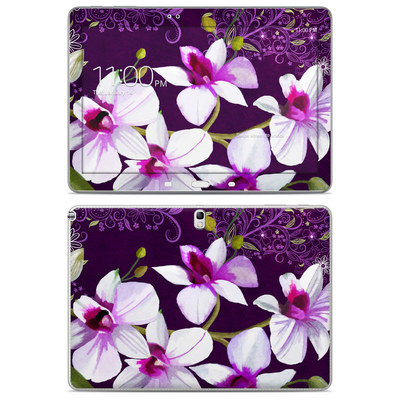 Samsung Galaxy Note 10.1 2014 Skin - Violet Worlds