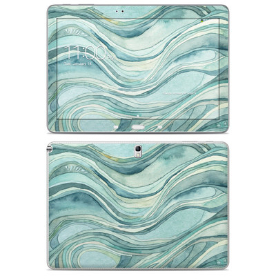Samsung Galaxy Note 10.1 2014 Skin - Waves