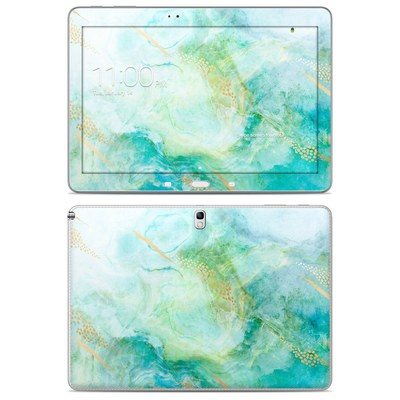 Samsung Galaxy Note 10.1 2014 Skin - Winter Marble
