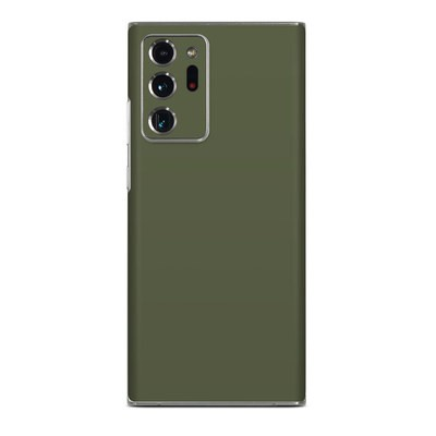 Samsung Galaxy Note 20 Ultra Skin - Solid State Olive Drab