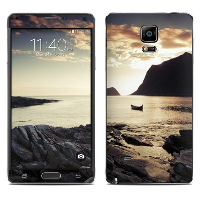 Samsung Galaxy Note 4 Skin - Anchored