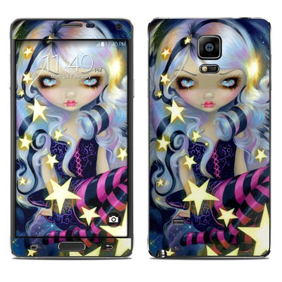 Samsung Galaxy Note 4 Skin - Angel Starlight