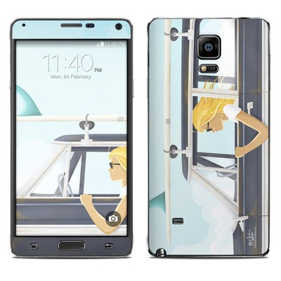 Samsung Galaxy Note 4 Skin - Anticipation